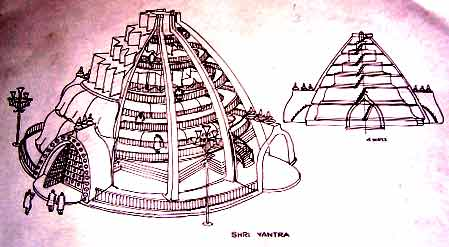 Temple Project that will reinstall Tantra, Sri Chakra, Goddess Worship, Tantric